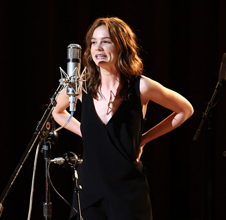 Carey Mulligan in 10 Crosby Derek Lam   'Another Day, Another Time: Celebrating The Music Of Inside Llewyn Davis' Concert