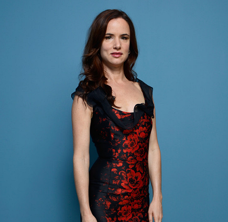 Juliette Lewis in Carolina Herrera | 'August: Osage County' Portraits - 2013 Toronto International Film Festival