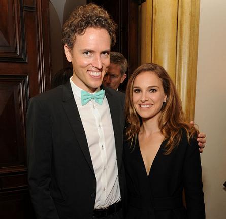 Natalie Portman in Christian Dior | Vacheron Constantin and AFPOB to Honor Benjamin Millepied