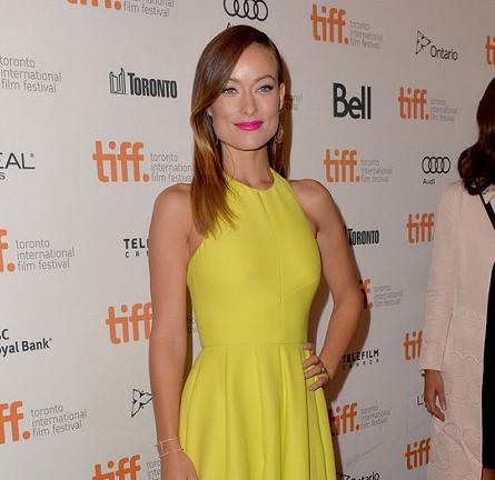 Olivia Wilde in Valentino | 'Third Person' Premiere - 2013 Toronto International Film Festival