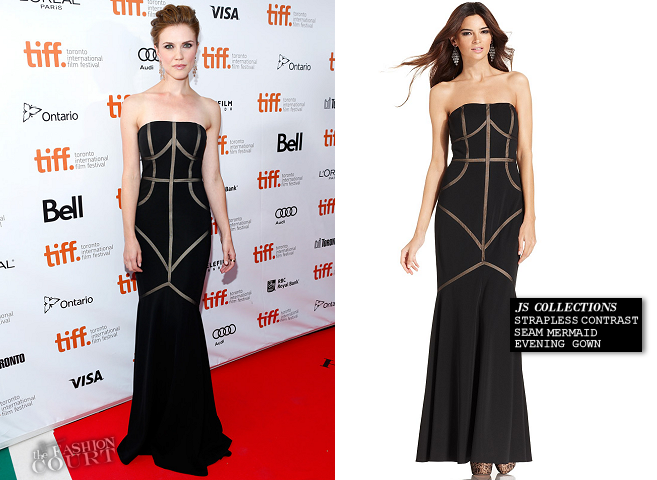 Sara Canning in JS Collections | 'The Right Kind Of Wrong' Premiere - 2013 Toronto International Film Festival