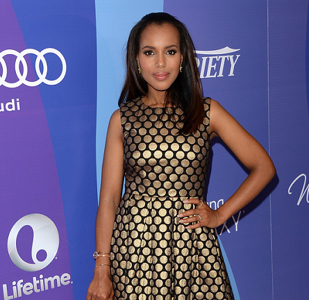 Kerry Washington in Vince Camuto   Variety's Power of Women Event 2013
