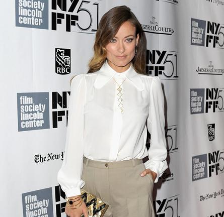 Olivia Wilde in Michael Kors | 'Her' Closing Night Gala Screening - New York Film Festival 2013