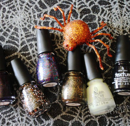Review: China Glaze Monsters Ball Halloween 2013 Collection