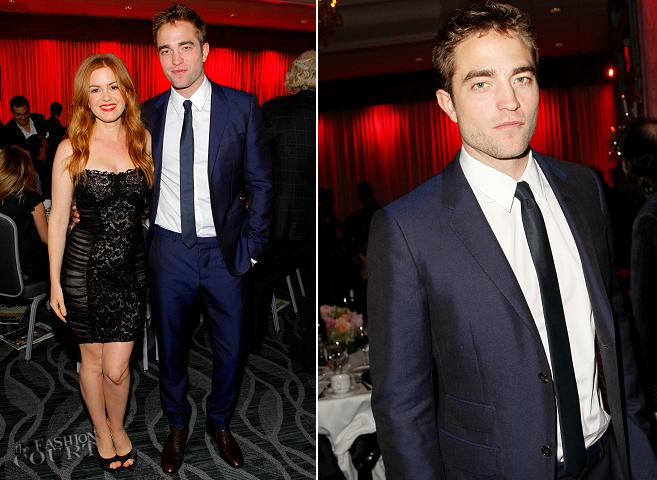 Robert Pattinson in Gucci | 2013 Australians In Film Awards Gala
