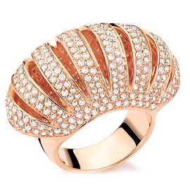 Carla Amorim Diamond Ring