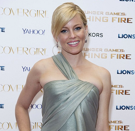 Elizabeth Banks in Jason Wu | 'The Hunger Games: Catching Fire' World Premiere After Party