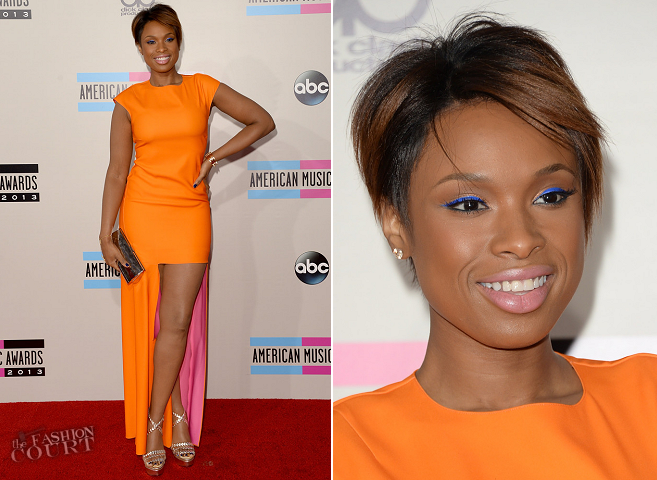 Jennifer Hudson in Christian Dior | 2013 American Music Awards