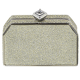 Jenny Packham Mini Casa Crystal Clutch