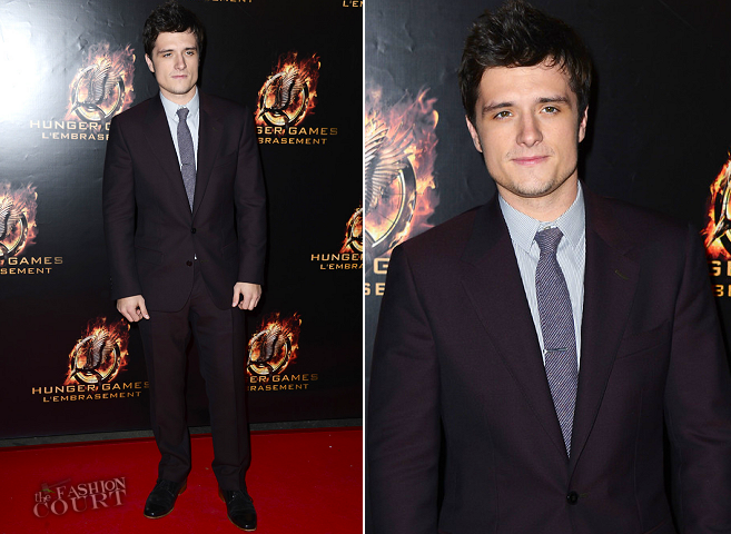 Josh Hutcherson The Hunger Games Catching Fire