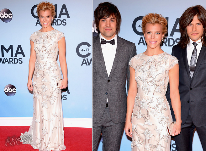 kimberly-perry-in-johanna-johnson-2013-cma-awards