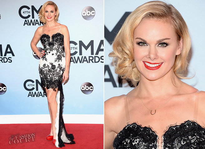 Laura Bell Bundy in Mandalay | 2013 CMA Awards