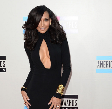 Naya Rivera in Michael Kors | 2013 American Music Awards