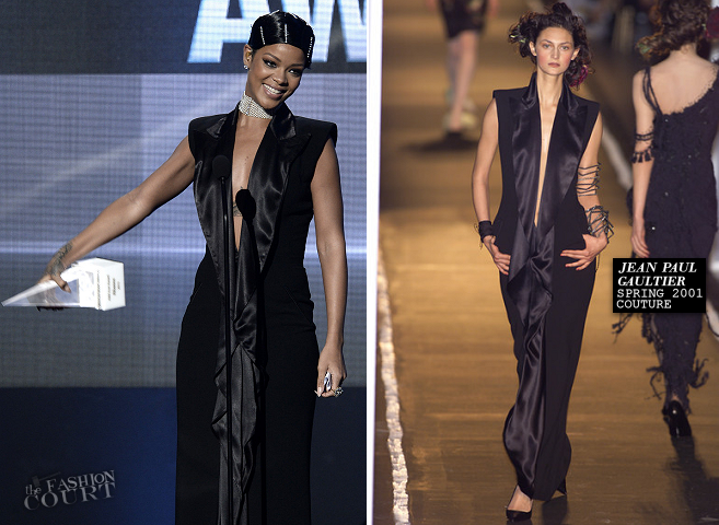 Rihanna in Jean Paul Gaultier Couture | 2013 American Music Awards
