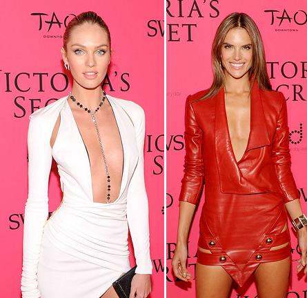 2013 Victoria's Secret Fashion Show After Party Wrap Up: Model Behavior