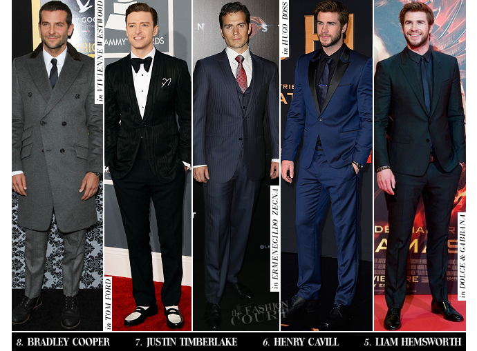 2013 Style Verdicts Red Carpet Innocent Moments The Men