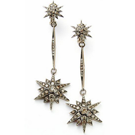 H. Stern Star Earrings