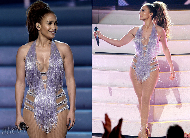 Jennifer Lopez in Zuhair Murad | 2013 American Music Awards