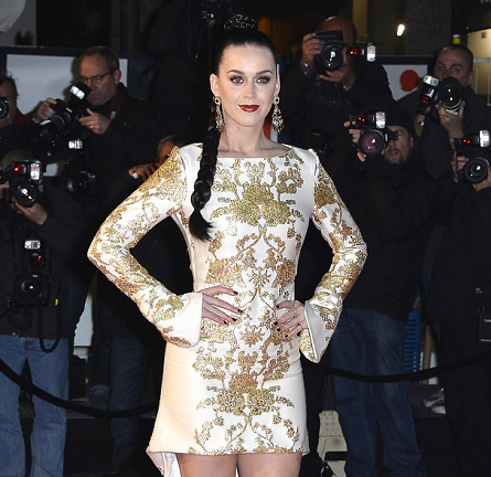 Katy Perry in OSMAN | 2013 NRJ Music Awards