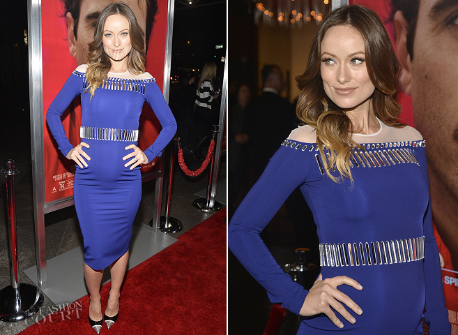 Olivia Wilde in David Koma | 'Her' LA Premiere