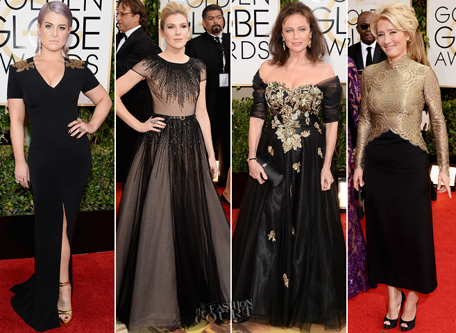 2014 Golden Globes Wrap Up: The Ladies