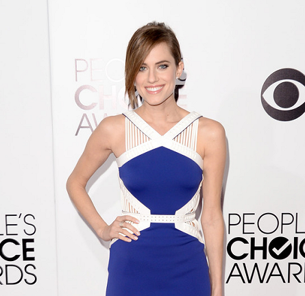 Allison Williams in David Koma | 2014 People's Choice Awards