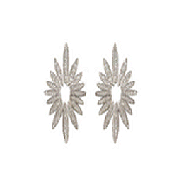 Carla Amorim Diamond Earrings