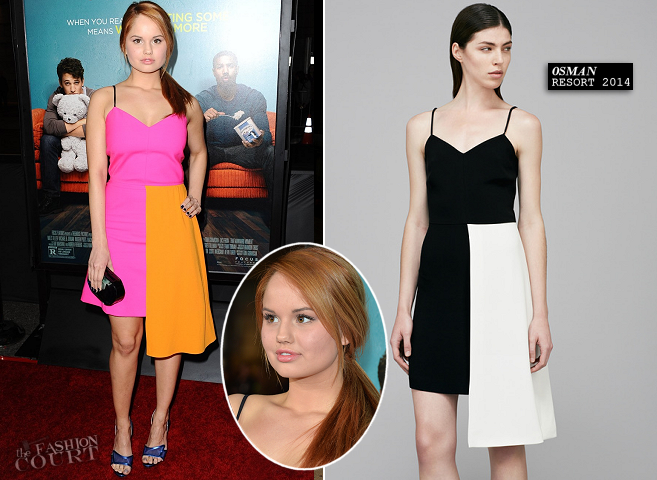 Debby Ryan in Osman | 'That Awkward Moment' LA Premiere