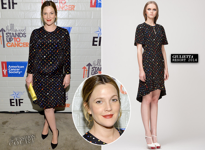 Drew Barrymore in Giulietta | Hollywood Stands Up to Cancer
