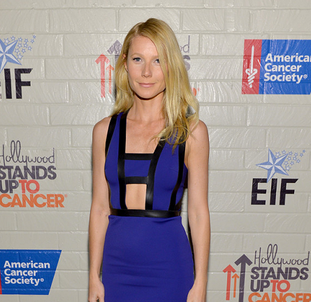 Gwyneth Paltrow in David Koma | Hollywood Stands Up to Cancer