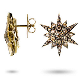 H.Stern Star Stud Earrings