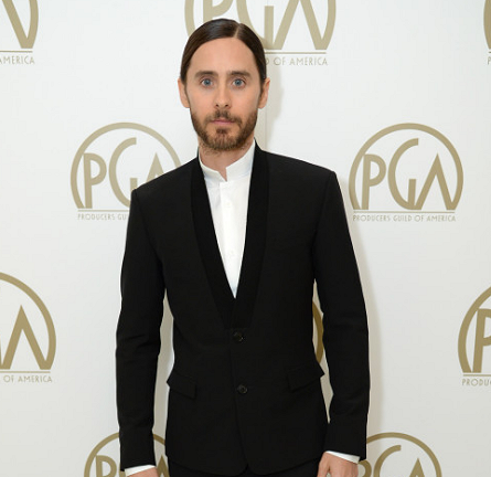 Jared Leto in Dior Homme | 2014 Producers Guild of America Awards