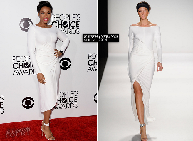Jennifer Hudson em Kaufmanfranco | 2014 do People Choice