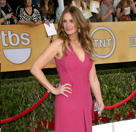Julia Roberts in Valentino | 2014 SAG Awards