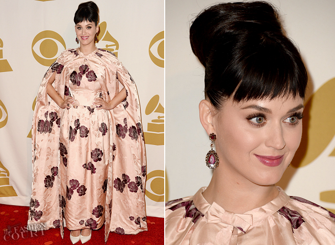 Katy Perry in Dolce & Gabbana | 'The Night That Changed America: A GRAMMY Salute To The Beatles'