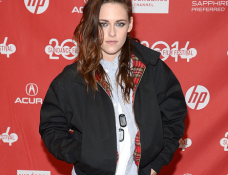 Kristen Stewart in Vintage Renewal & 7 For All Mankind | 'Camp X-Ray' Premiere - 2014 Sundance Film Festival
