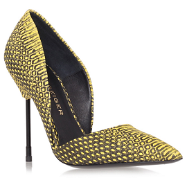 Kurt Geiger BOND Printed Pumps