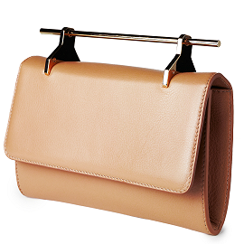 M2Malletier 'Mini Fabricca' Top Handle Clutch