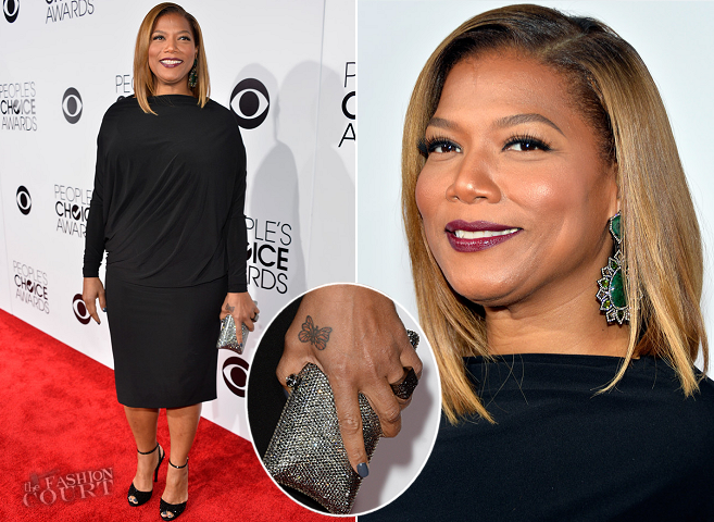 Queen Latifah in Angela Dean | 2014 People's Choice Awards