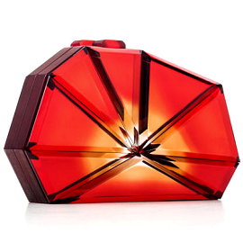 Rauwolf Fall 2013 Geometric Gemstone Clutch