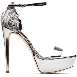 Rupert Sanderson ROSANNA Platform Ankle Strap Sandals