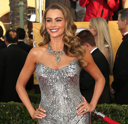 Sofia Veraga in Donna Karan Atelier | 2014 SAG Awards