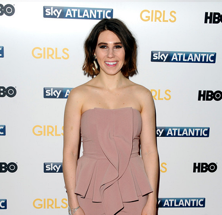 Zosia Mamet in Elisabetta Franchi | 'Girls: Season 3' London Premiere