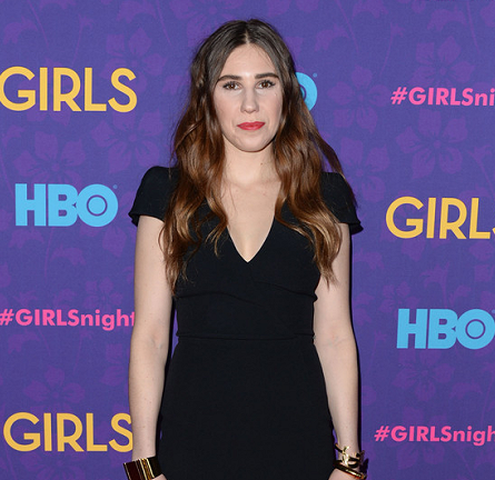 Zosia Mamet in Saint Laurent | 'Girls' Season 3 Premiere