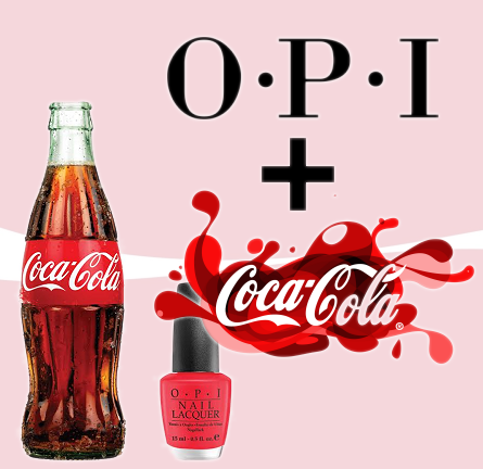 OPI + COCA-COLA = A Refreshing Summer Collection!