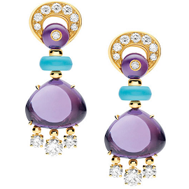 BVLGARI Mediterranean Eden Earrings