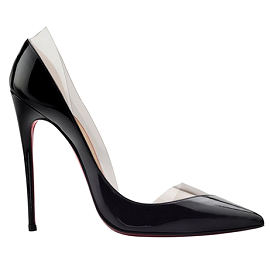 Christian Louboutin 'Miss Rigidaine' Pumps