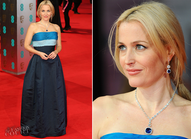 http://thefashion-court.com/wp-content/uploads/2014/02/gillian-anderson-in-vintage-balmain-2014-baftas.png