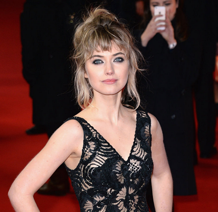 Imogen Poots in Marc Jacobs | 'A Long Way Down' Premiere - 2014 Berlinale International Film Festival