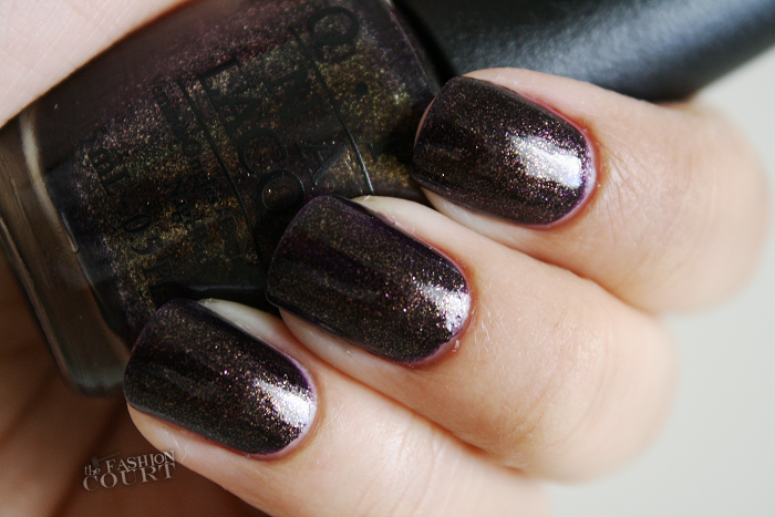 Review: OPI x Gwen Stefani Holiday 2014 Collection